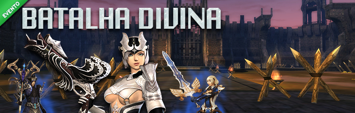 Batalha Divina | 6� Edi��o (09/10/2015)
