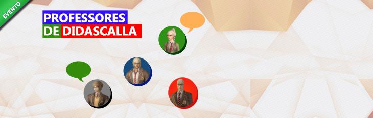 Evento - Professores de Didascalla