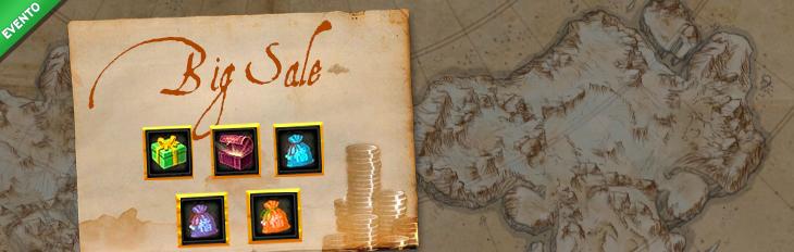 Big Sale - Novo mundo