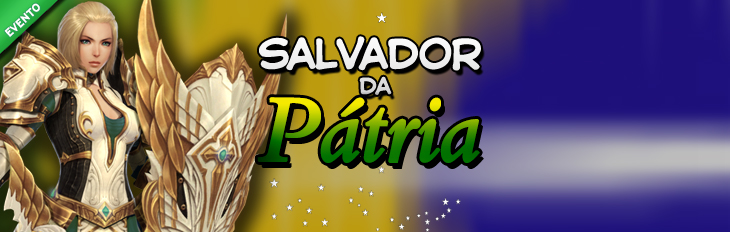 Salvador da P�tria!