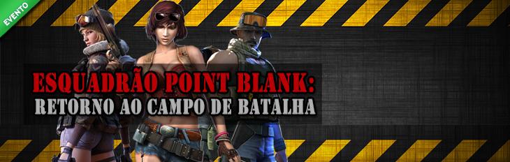 Esquadr�o Point Blank: Retorno ao Campo de Batalha
