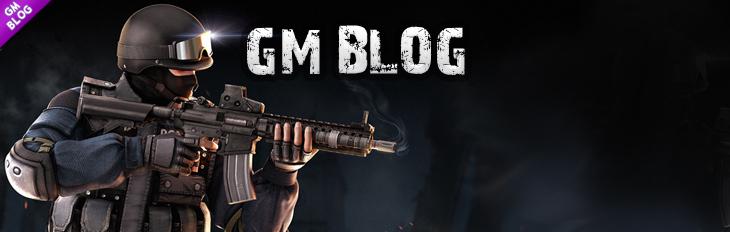 GM Blog - O Nosso Quartel General!