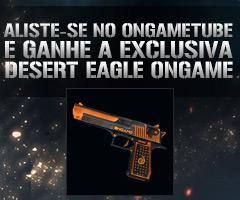 Aliste-se no Ongametube e ganhe uma arma exclusiva