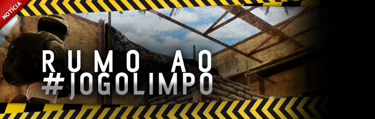 Rumo ao #JOGOLIMPO!