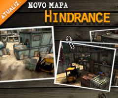 Novo Mapa Hindrance
