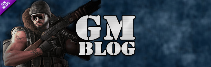 GM BLOG - QG do Point Blank #1!