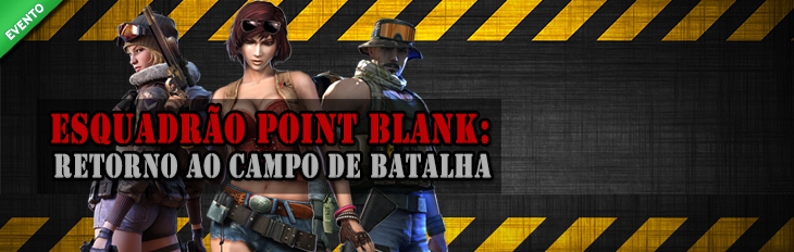 Esquadr�o Point Blank!