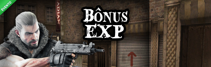B�nus EXP - Especial Deathmatch!