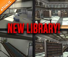 Novo Mapa: New Library!