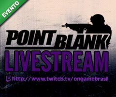Live dos GMs - Point Blank T2-E7