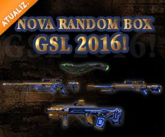 Caixa GSL 2016