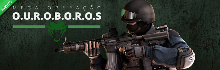 Mega Opera��o O.U.R.O.B.O.R.O.S
