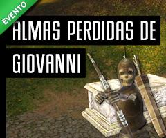 Almas Perdidas de Giovanni!