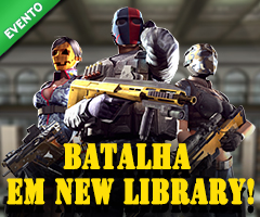 Batalha em New Library!