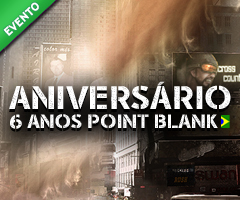 Anivers�rio 6 Anos PointBlank!