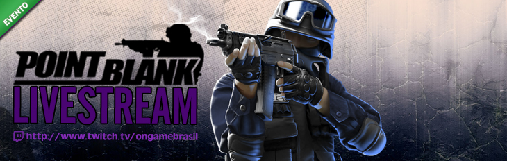 Live dos GMs - Point Blank T2-E5