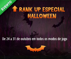 Rank Up Especial - Halloween
