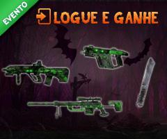 Logue e Ganhe - Halloween