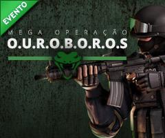 Mega Opera��o O.U.R.O.B.O.R.O.S!