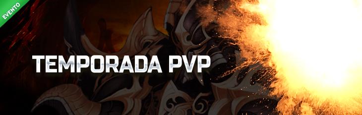 Temporada PVP