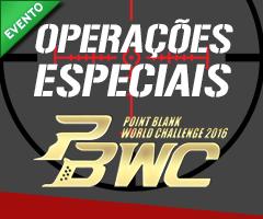 Opera��es Especiais - PBWC2016