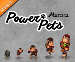 Power Pets!