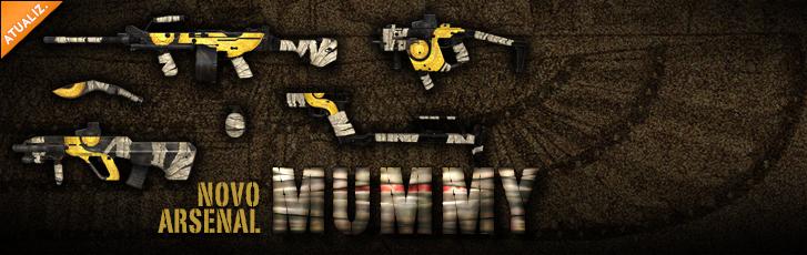 Nova Caixa - Mummy