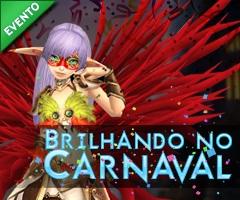 Brilhando no Carnaval!